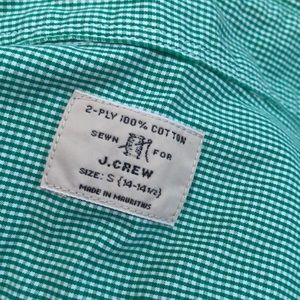 Jcrew men's shirts